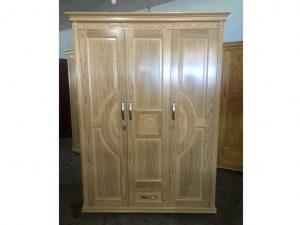 Tủ quần áo gỗ phủ sồi
