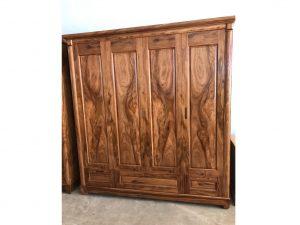 Tủ quần áo gỗ Hương Vân