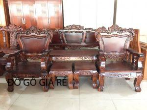 Salon gỗ Tràm Xoan